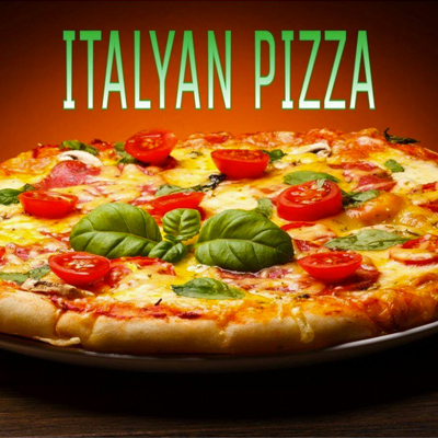 Italyan pizza