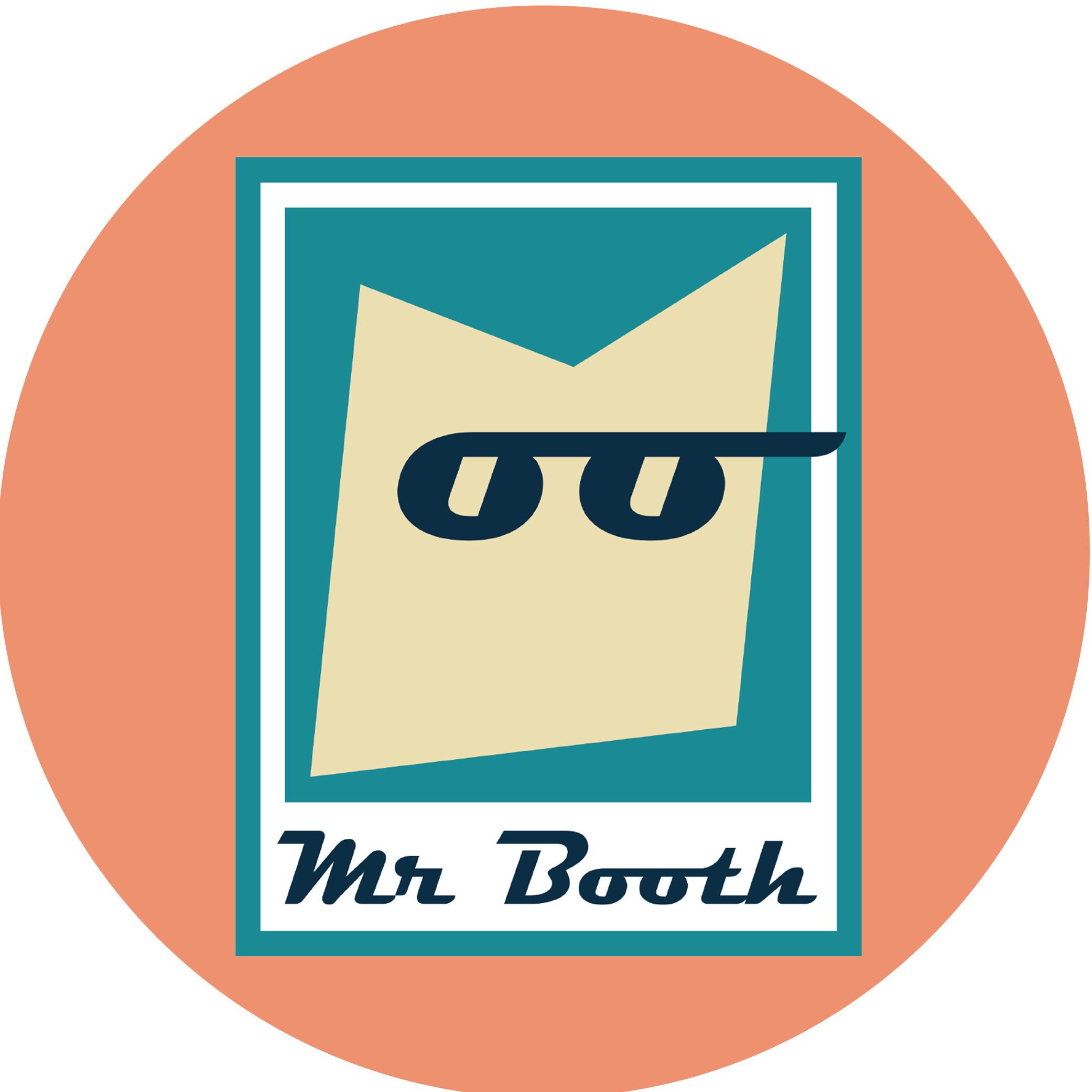 Logo mr booth